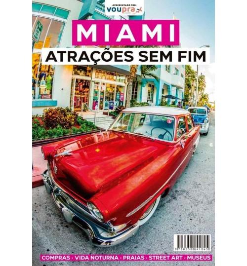Livro Miami - Atrações Sem Fim