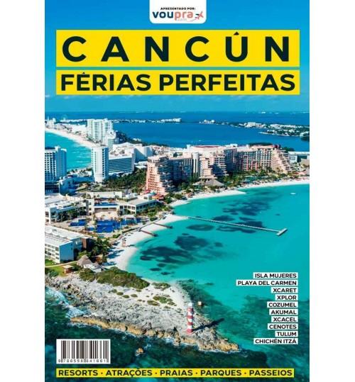 Livro Cancún - Guia de Passeios