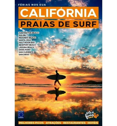 Livro Férias nos EUA - Califórnia: Praias de Surf