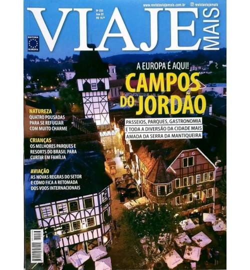 Revista Viaje Mais - A Europa é aqui! Campos do Jordão N° 233
