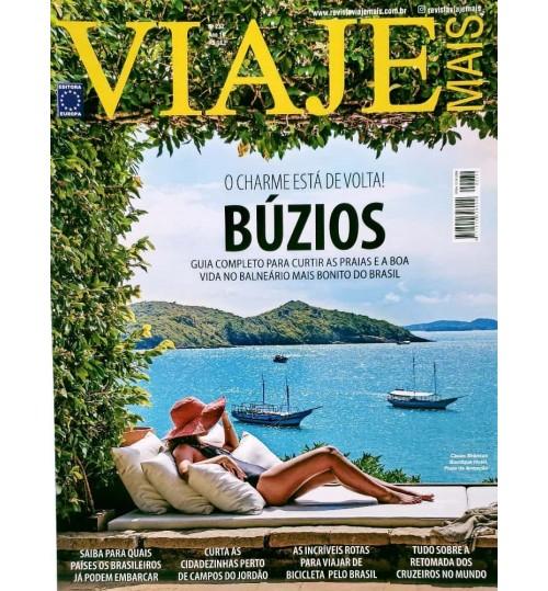 Revista Viaje Mais - O Charme Está de Volta! Búzios N° 232