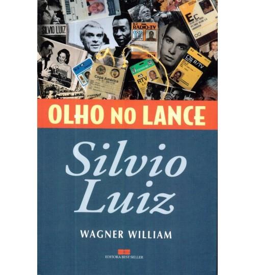 Livro Silvio Luiz Olho No Lance