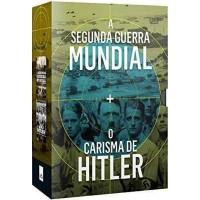 Box Livro A Segunda Guerra Mundial e Livro O Carisma de Hitler