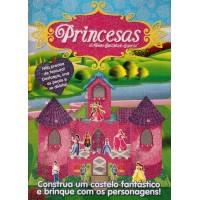 Castelo Para Montar Princesas Do Reino Encantado Especial