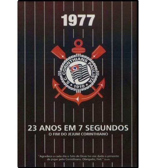 DVD 1977 - 23 Anos em Segundos
