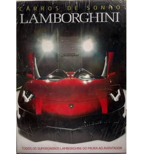 Kit Revista Carros de Sonho Lamborghini + Revista Pôster Grátis