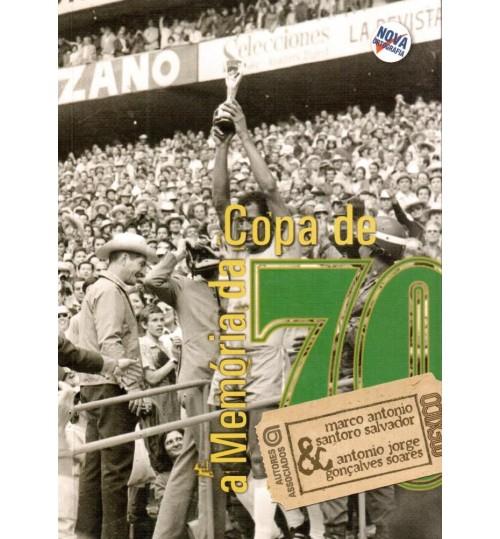 Livro A Memória da Copa de 70