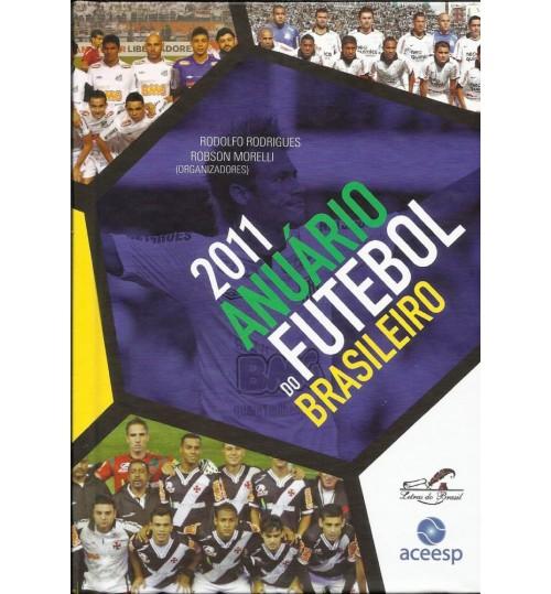 Livro Anuário do Futebol Brasileiro  2011