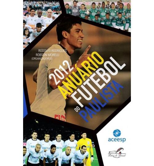 Livro Anuário do Futebol Paulista 2012