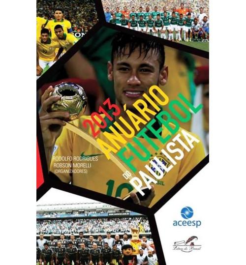 Livro Anuário do Futebol Paulista 2013
