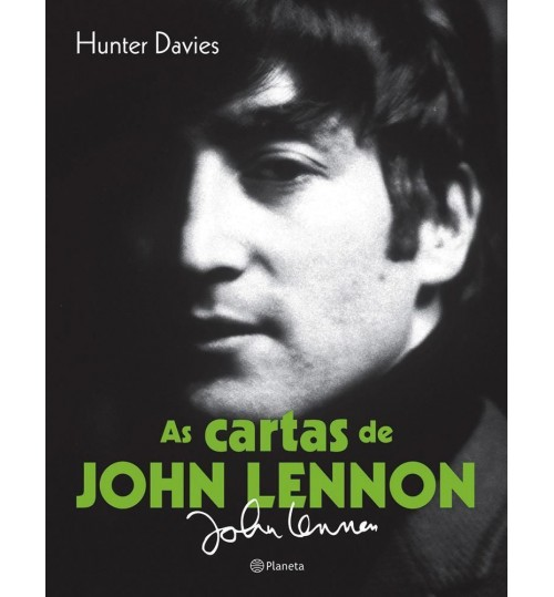 Livro As Cartas de Jonh Lennon