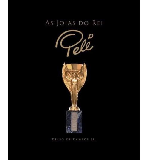 Livro As Jóias do Rei Pelé