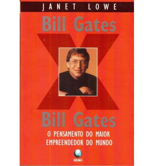 Livro Bill Gates O Pensamento Do Maior Empreendedor Do Mundo