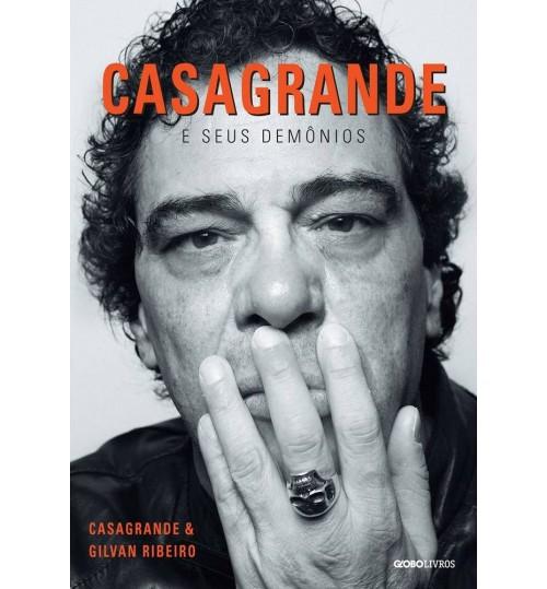 Livro Casagrande e seus Demônios