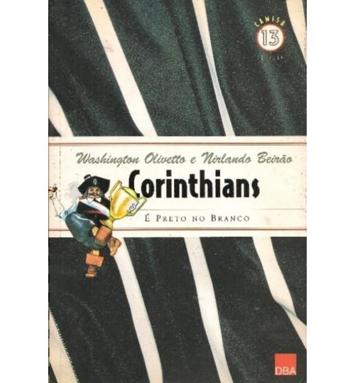 Livro Corinthians É Preto no Branco
