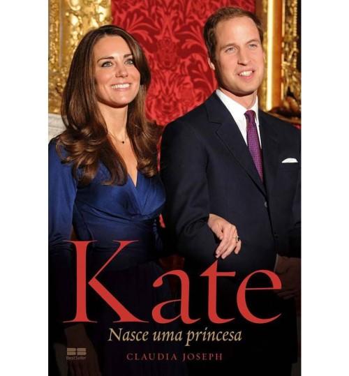 Livro Kate Nasce uma Princesa