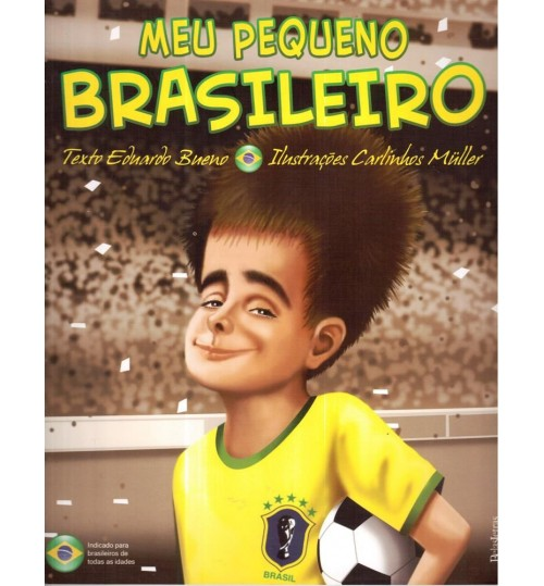 Livro Meu Pequeno Brasileiro