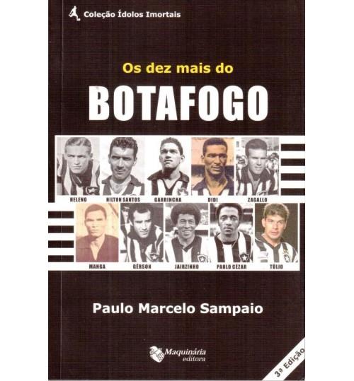Livro Os Dez Mais do Botafogo
