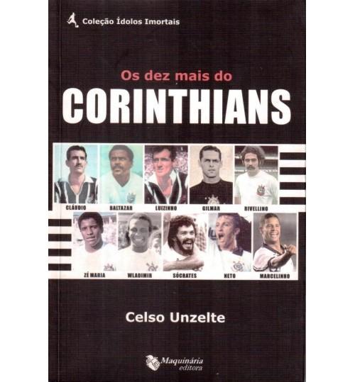Livro Os Dez mais do Corinthians