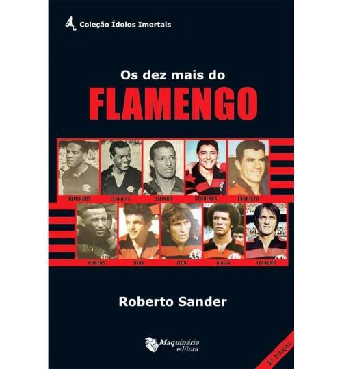 Livro Os Dez Mais do Flamengo