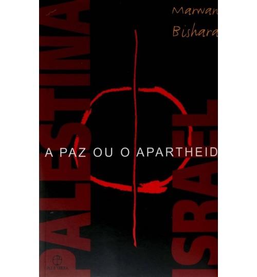 Livro Palestina e Israel, A Paz Ou O Apartheid