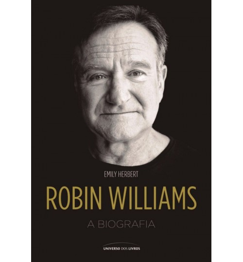 Livro Robin Williams - A Biografia