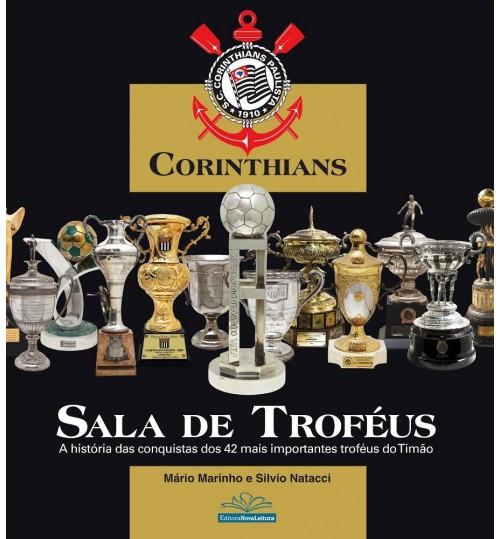 Livro Sala de Troféus Corinthians