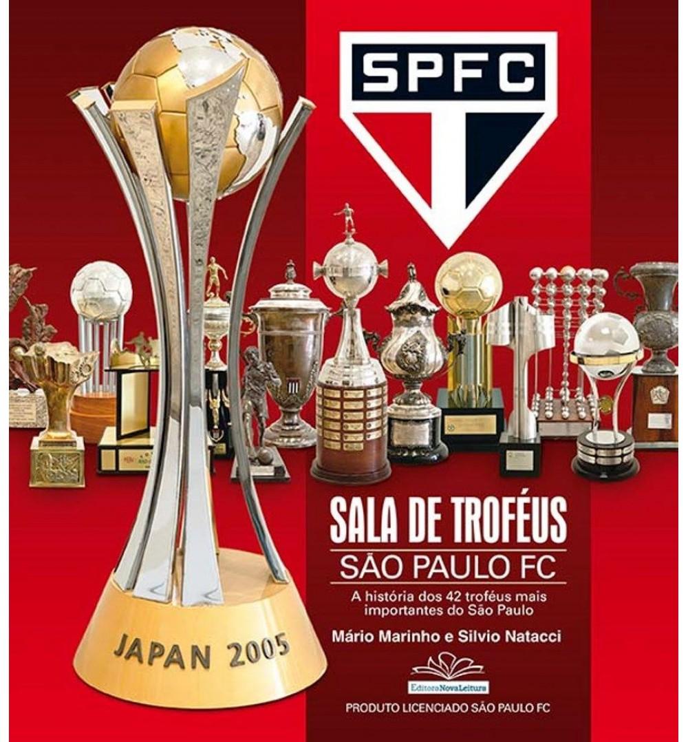 Resultado de imagem para Livro Sala De Troféus São Paulo foto