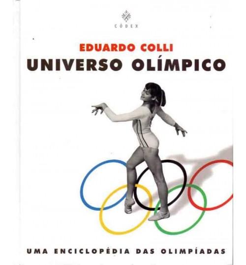 Livro Universo Olímpico - Uma Enciclopédia das Olimpíadas