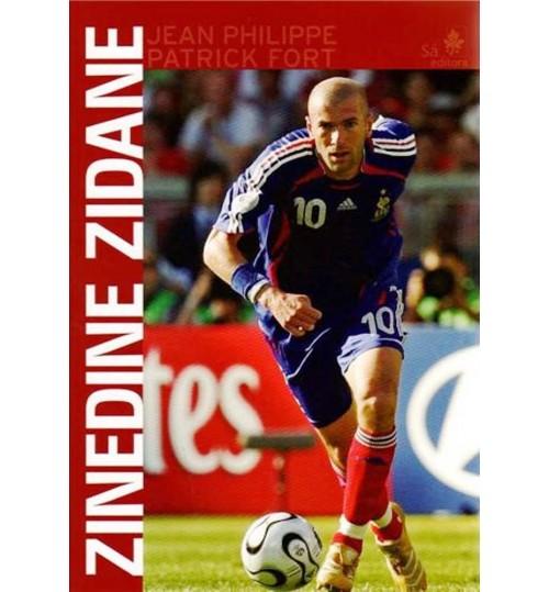 Livro Zinedine Zidane - Uma Biografia