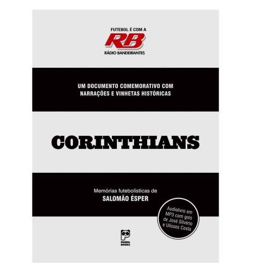 Audiolivro Rádio Bandeirantes Corinthians