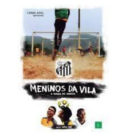 DVD Meninos da Vila