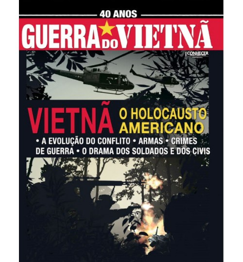 Revista 40 Anos Da Guerra Do Vietnã