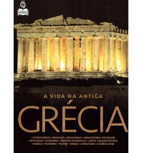 Revista A Vida na Grécia Antiga