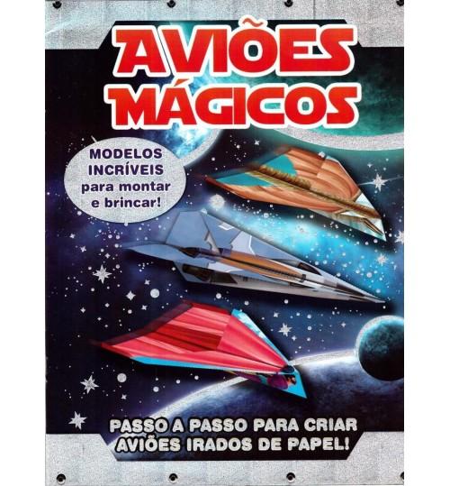 Revista Aviões Mágicos