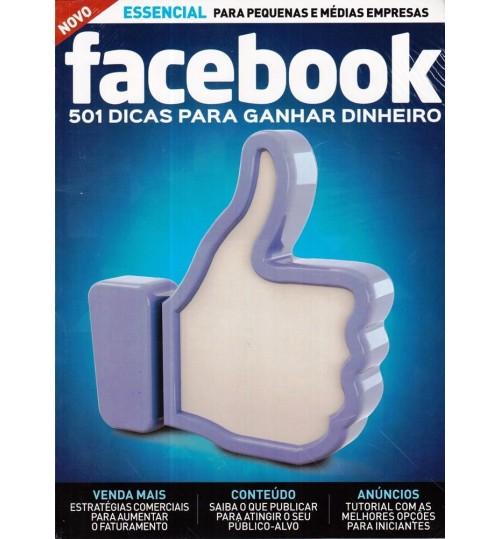Revista Facebook 501 Dicas para Ganhar Dinheiro