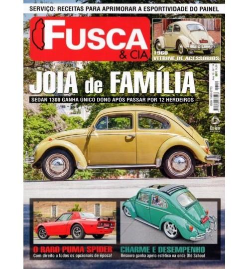 Revista Fusca & Cia N° 114 Joia de Família