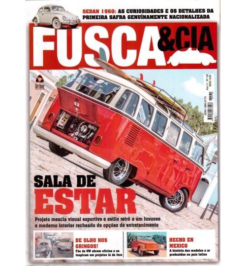 Revista Fusca & Cia N° 130 Sala de Estar