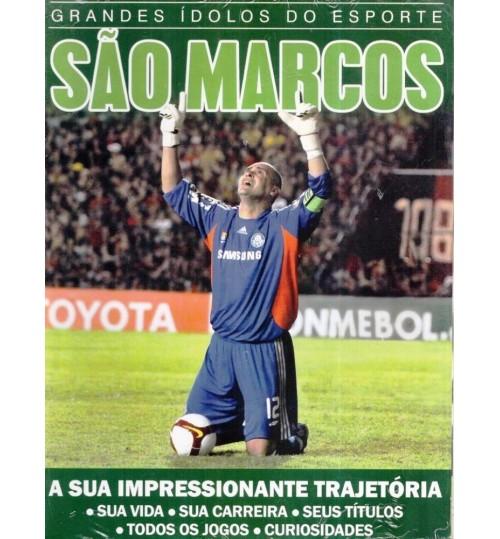 Revista Grandes Ídolos do Esporte São Marcos