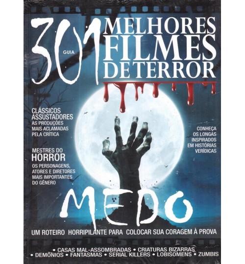 Revista Guia 301 Melhores Filmes De Terror