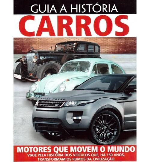 Revista Guia A História Carros