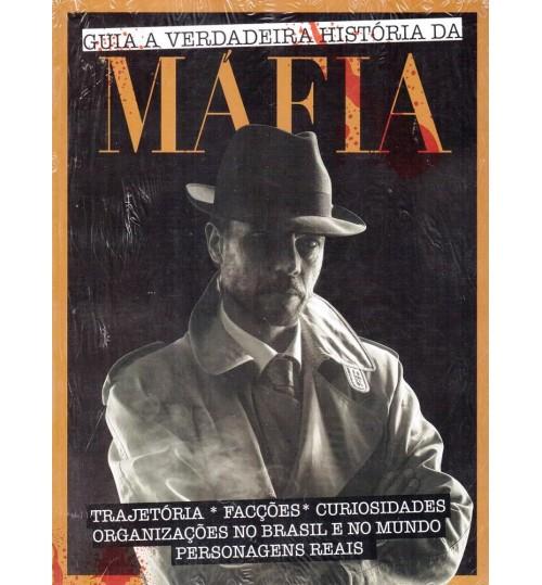 Revista Guia A Verdadeira História Da Máfia