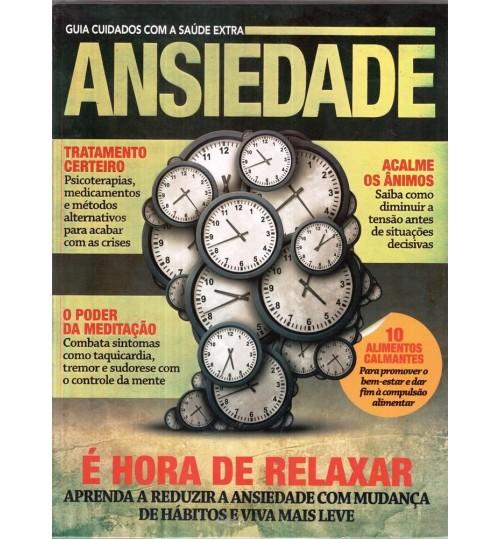 Revista Guia Ansiedade É Hora de Relaxar