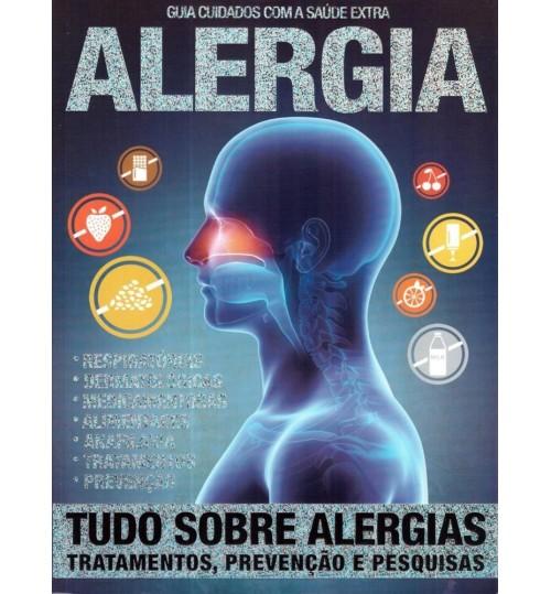 Revista Guia Cuidados com a Saúde Alergia