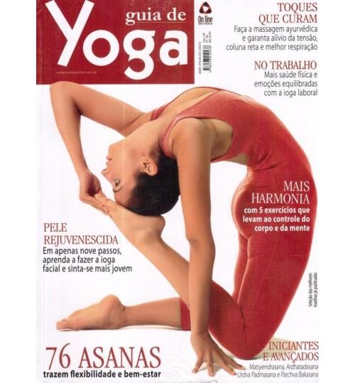 Revista Guia de Yoga - 76 Asanas Nº 6