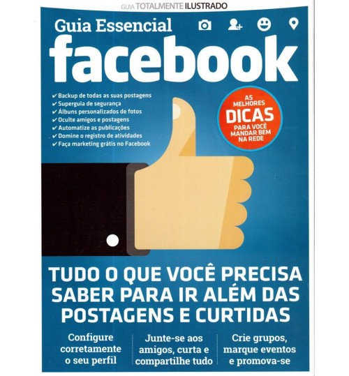 Revista Guia Essencial Facebook