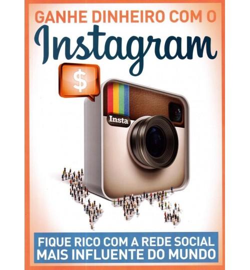 Revista Guia Ganhe Dinheiro com o Instagram
