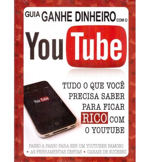 Revista Guia Ganhe Dinheiro Com O Youtube