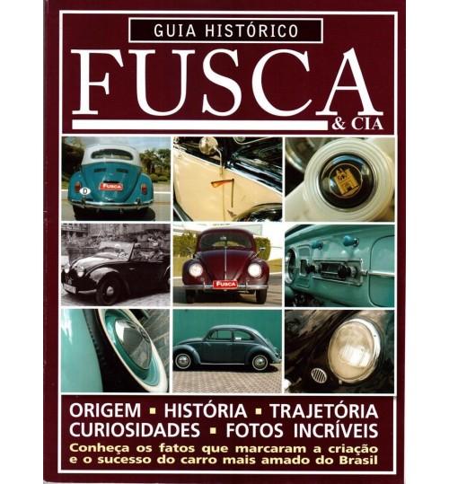 Revista Guia Histórico Fusca & Cia Vol 1