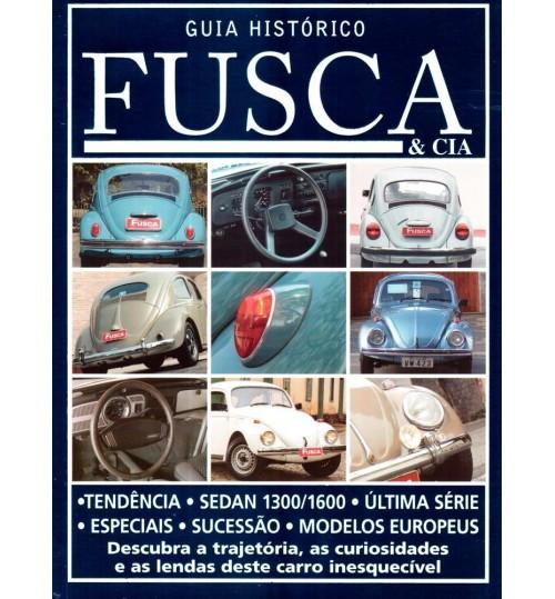 Revista Guia Histórico Fusca & Cia Vol 3